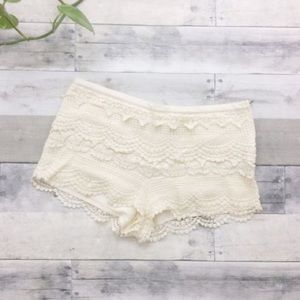 Urban Outfitters Shorts - 🌟Urban Outfitters Lace Shorts🌟